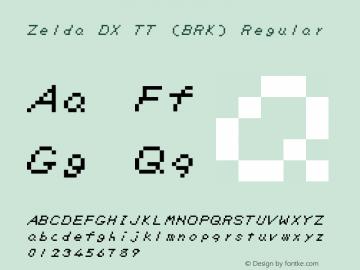 Zelda DX TT (BRK)