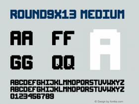 Round9x13