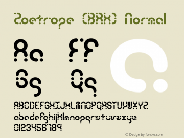 Zoetrope (BRK)