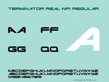 Terminator Real NFI