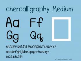 chercalligraphy