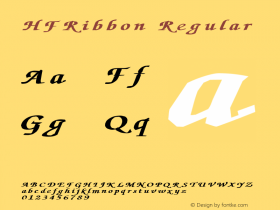 HFRibbon