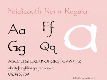 Feldicouth Norm