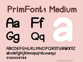 PrimFont1