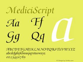 MediciScript