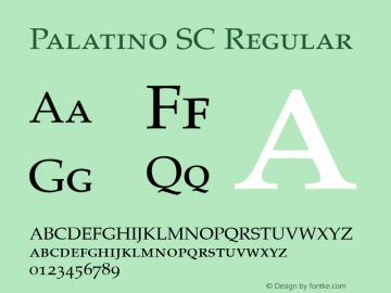 Palatino SC