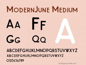 ModernJune