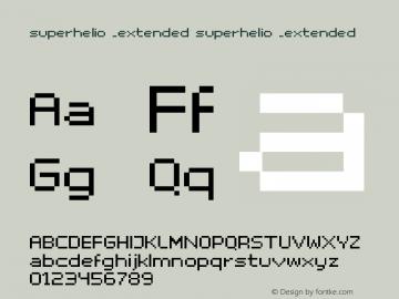 superhelio _extended