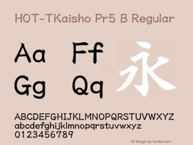 HOT-TKaisho Pr5 B