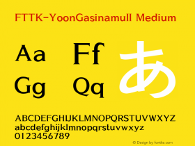FTTK-YoonGasinamuII