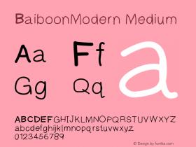 BaiboonModern