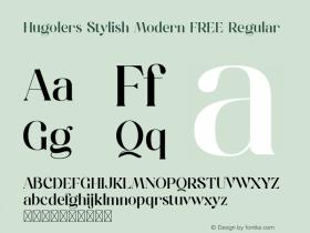 Hugolers Stylish Modern FREE