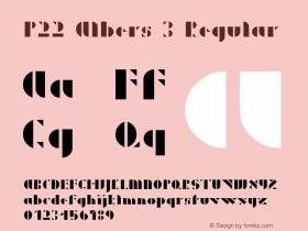 P22 Albers 3
