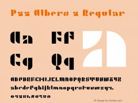 P22 Albers 2