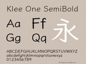 Klee One