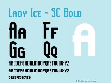 Lady Ice - SC