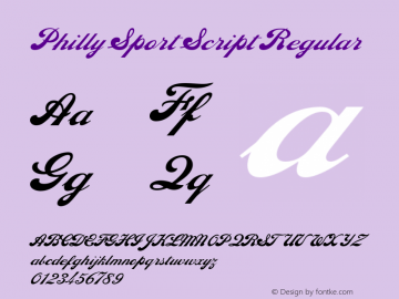 Philly Sport Script