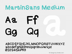 MartinSans