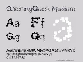 GlitchingQuick