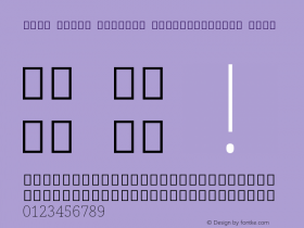 Noto Serif Sinhala SemiCondensed
