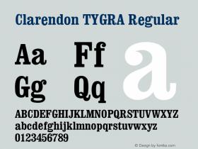 Clarendon TYGRA