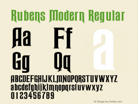Rubens Modern