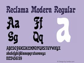 Reclama Modern