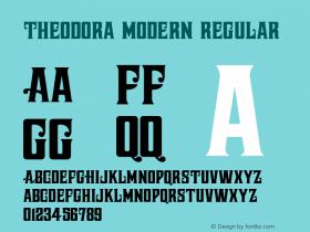Theodora Modern