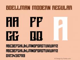 Boellman Modern