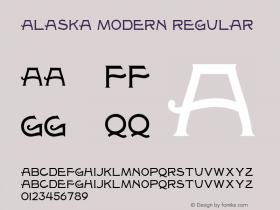 Alaska Modern