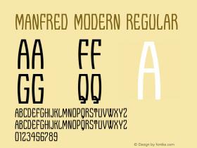 Manfred Modern