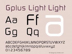 Gplus Light