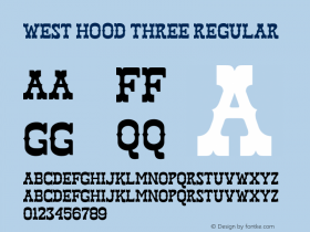 West Hood Three