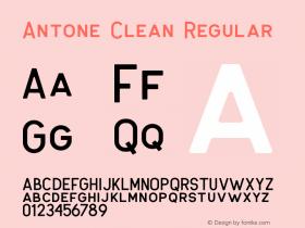 Antone Clean