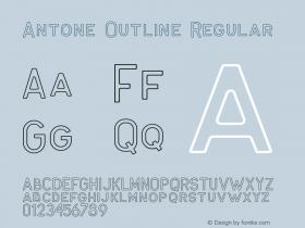 Antone Outline