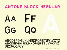 Antone Block