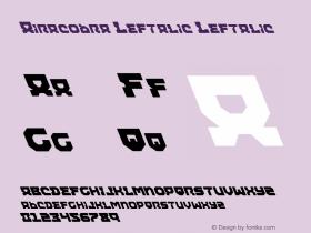 Airacobra Leftalic