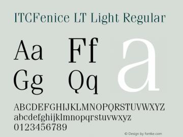ITCFenice LT Light