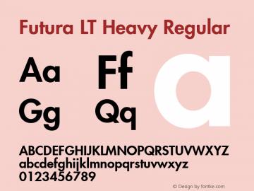 Futura LT Heavy