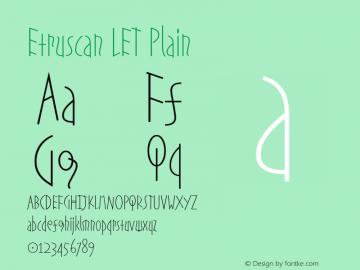 Etruscan LET