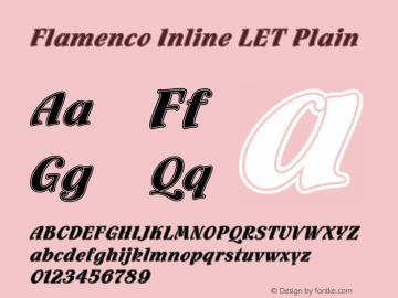 Flamenco Inline LET