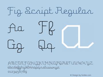 Fig Script