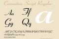 Coronation Script