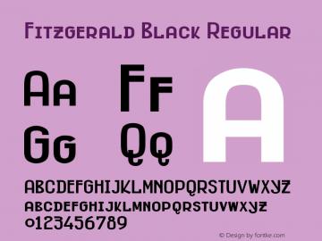 Fitzgerald Black