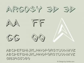 Argosy 3D