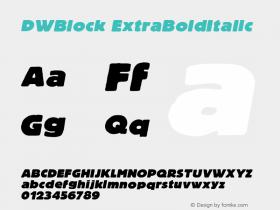 DWBlock