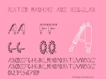 Rusted Machine AOE