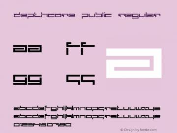 depthcore public