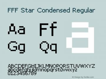FFF Star Condensed
