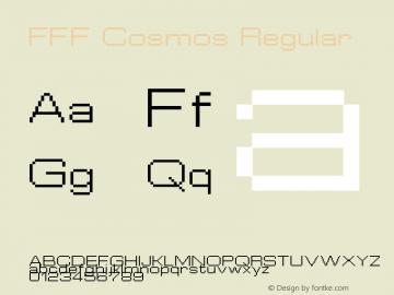 FFF Cosmos